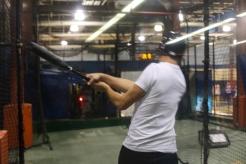Essai au Baseball
