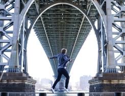 Les dessous du pont de Williamsburg
