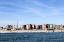 Brighton Beach et son Luna Park