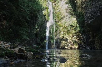 Cascade de Vescagne