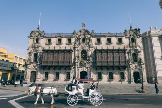 Lima - Plaza Mayor