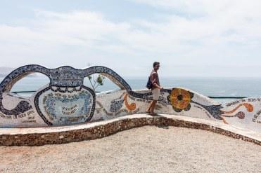 Lima - Parque del Amore