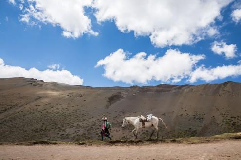 Vinicunca Mountain