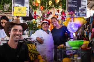 Cusco - Mercado San Pedro