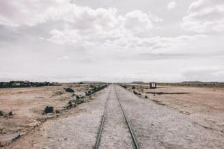 Cimetière des trains - Uyuni