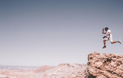 Vallée de la Luna