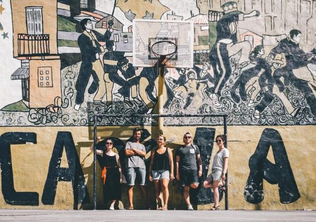 Buenos Aires - Quartier de la Boca