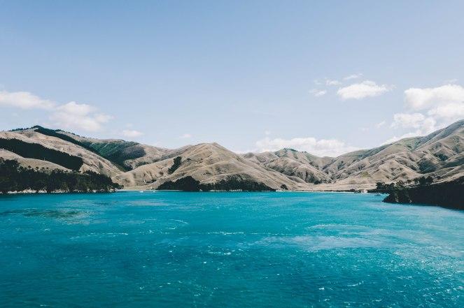 Ferry île du sud