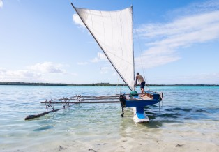 Pirogue traditionnelle