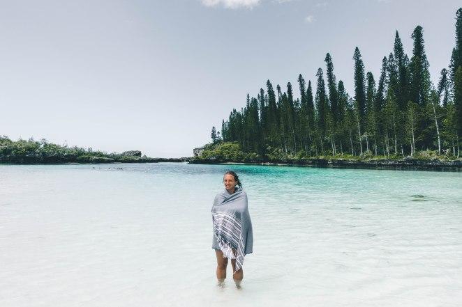 Piscine naturelle - Île des Pins