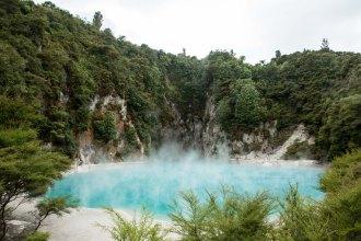 Waimangu - Rotorua