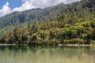 Blue lake - Rotorua