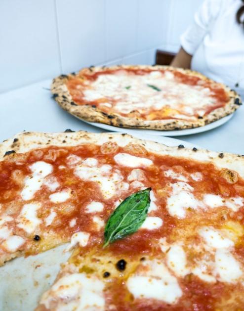 naples pizza da michele